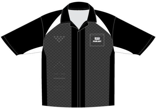 Lane Shark Bowling Shirt Image