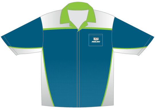 Roll Out Bowling Shirt Image