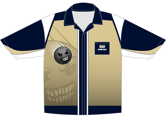 Strikeforce Bowling Shirt Image