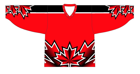 Canada Patriot Jerseys Image