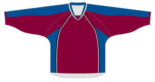 Colorado Avalanche Jerseys Image