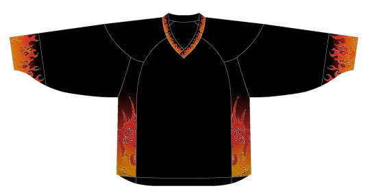 Inferno Jerseys Image