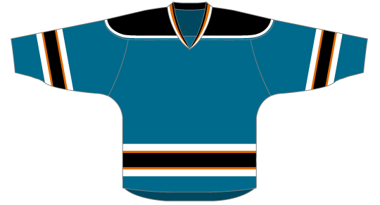 San Jose Sharks Jerseys Image