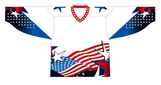 USA Patriot Jerseys Image