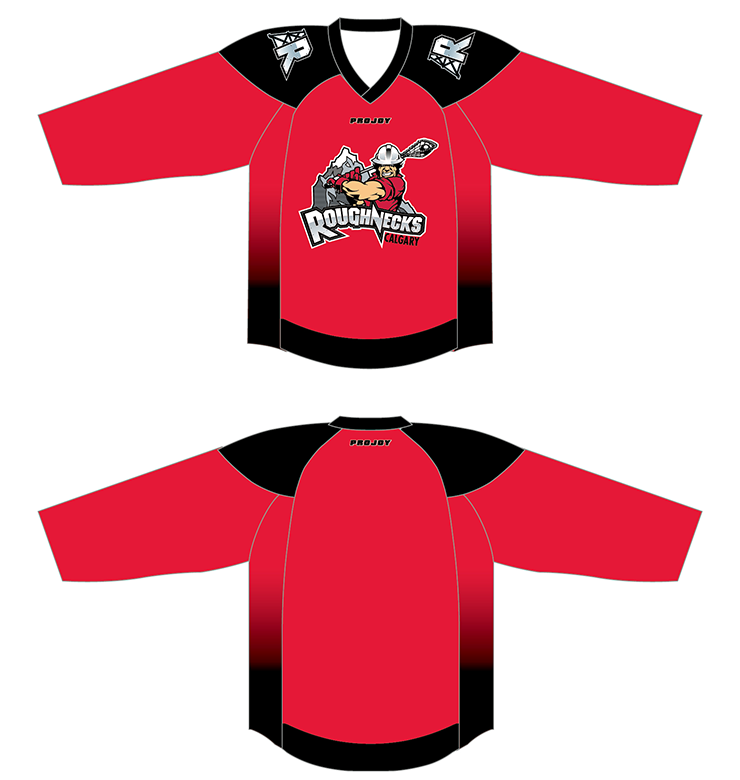 Calgary Roughnecks Jerseys Image