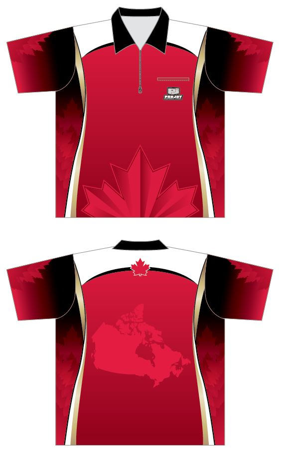 Canadiana Dart Shirt Image
