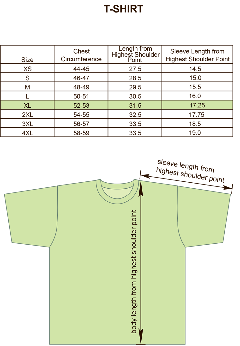 T-shirts wholesale. Adult T-shirts: Adult Golf Shirts: Size: Width: Length: Size: Width: Length: Small.
