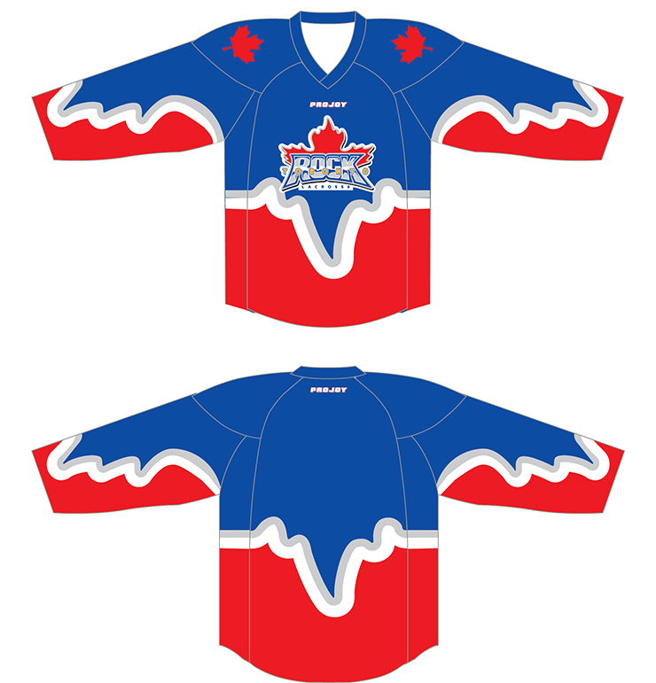 Toronto Rock Jerseys Image