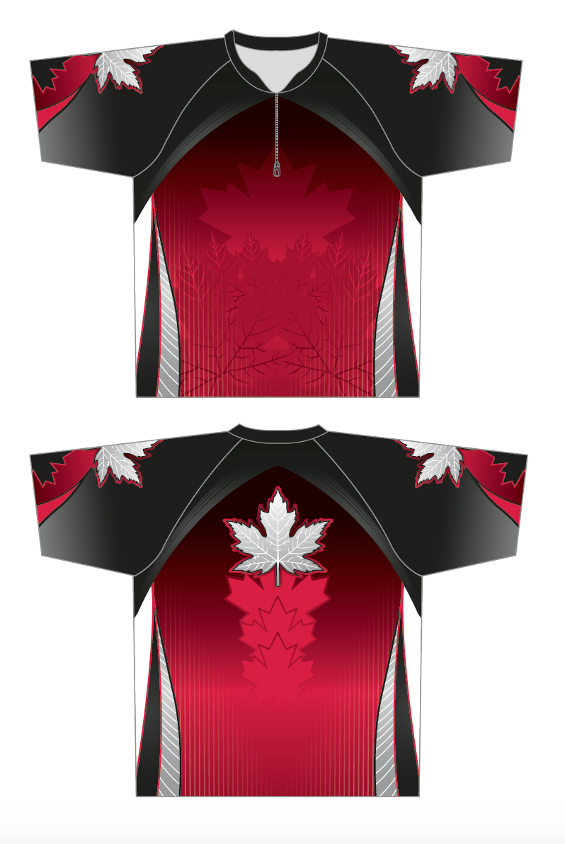 Curling Shirt Canada Style Image